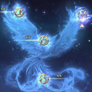 constelacion de ikki armadura divina saint seiya awakening