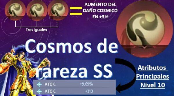 Conseguir Cosmos Rosario En Saint Seiya Awakening